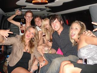 chicago party limousine service