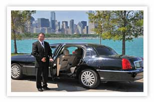 Chicago Lincoln towncar limo service