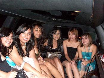 chicago homecoming limousine