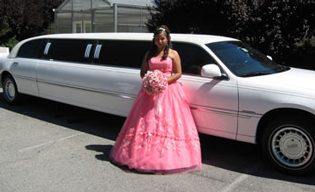 Chicago Quinceanera Limousine
